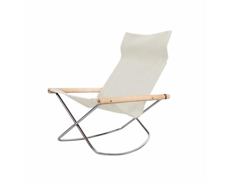 Ny rocking chair by takeshi nii white 1 grande