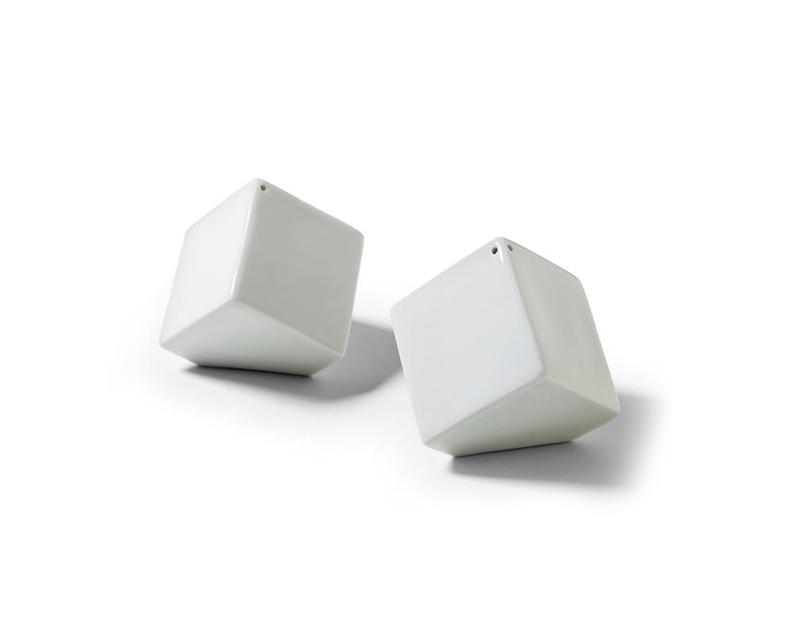 Cube salt   pepper