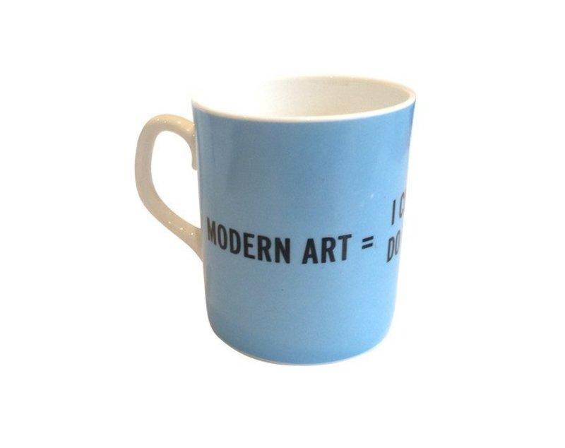 Modern art mug craigdamrauer